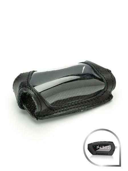 Чехол для брелка сигнализации SHERIFF ZX-940/1090 (кобура черная кожа) - фото 10